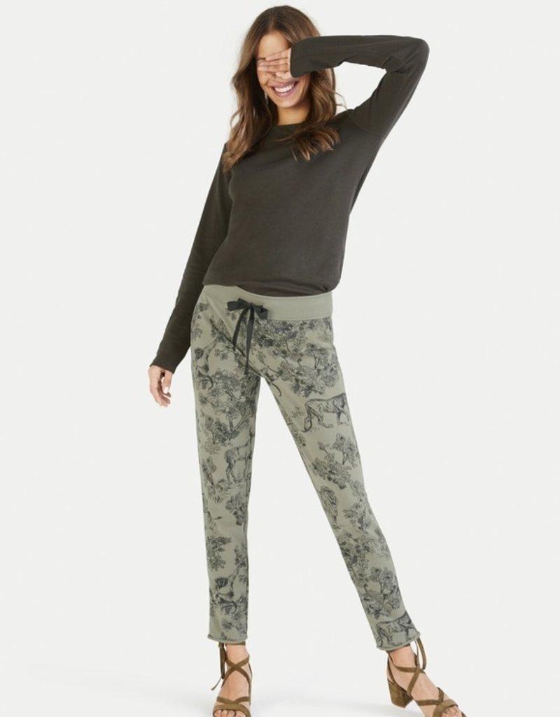 Juvia Fleece trousers serengeti sf 830 13 234
