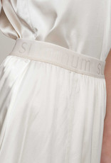 Summum Skirt satin viscose