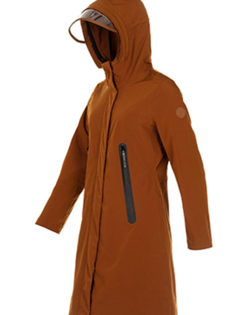Giacomo Coat 6626957 raincoat 702 B. Caramel