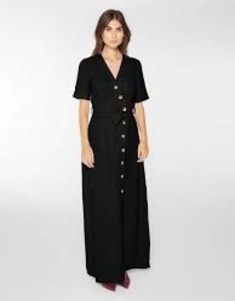 Y.A.S YASMARION SS ANKLE DRESS S.