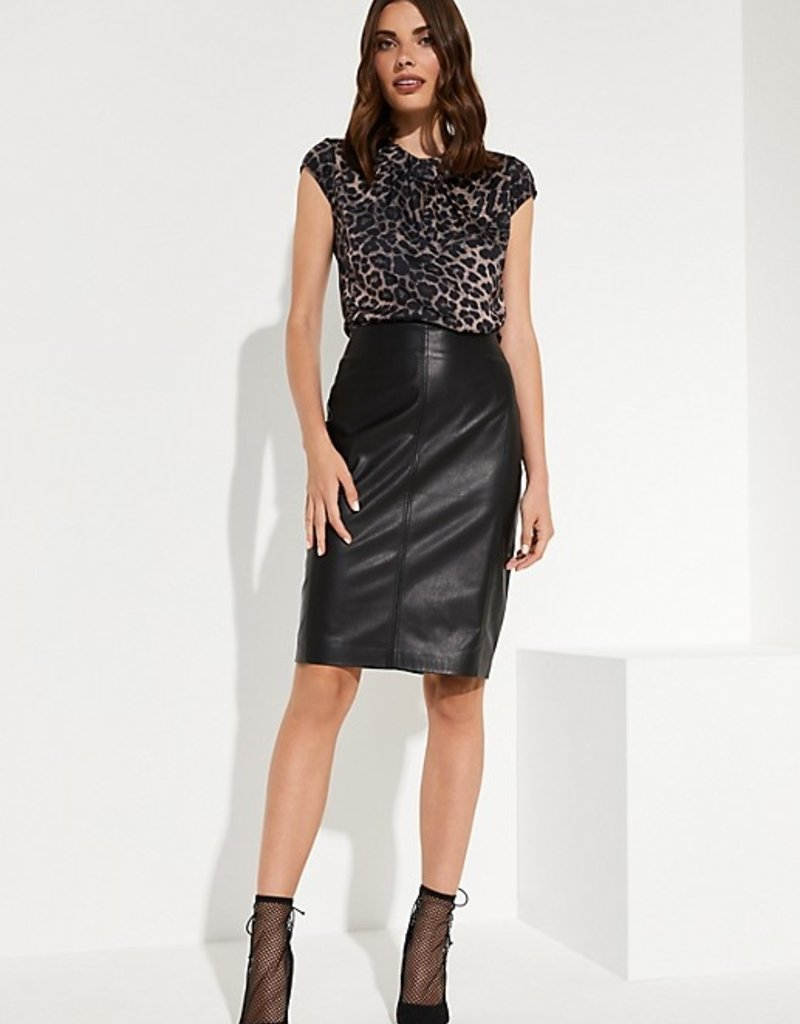 Comma Rok faux leather 85.899.78.0869