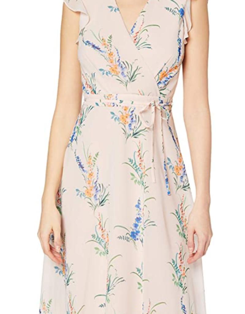 Comma Dress floral print 8T.003.82.5426