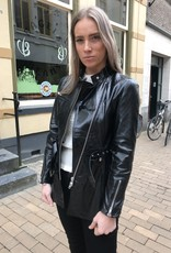 Y.A.S YASLena Leather Jacket, 26018134