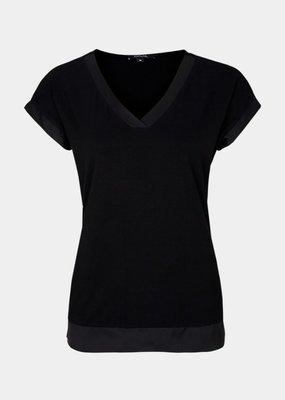 Comma T-shirt Kurzarm 81.907.32.3498