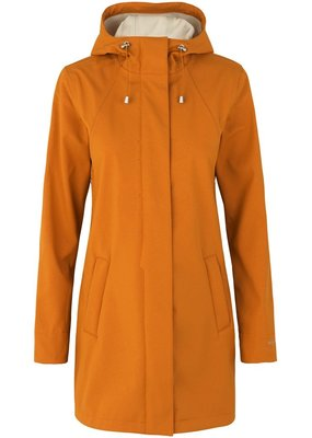 Ilse Jacobsen Rain115B, Raincoat Burnt Ochre