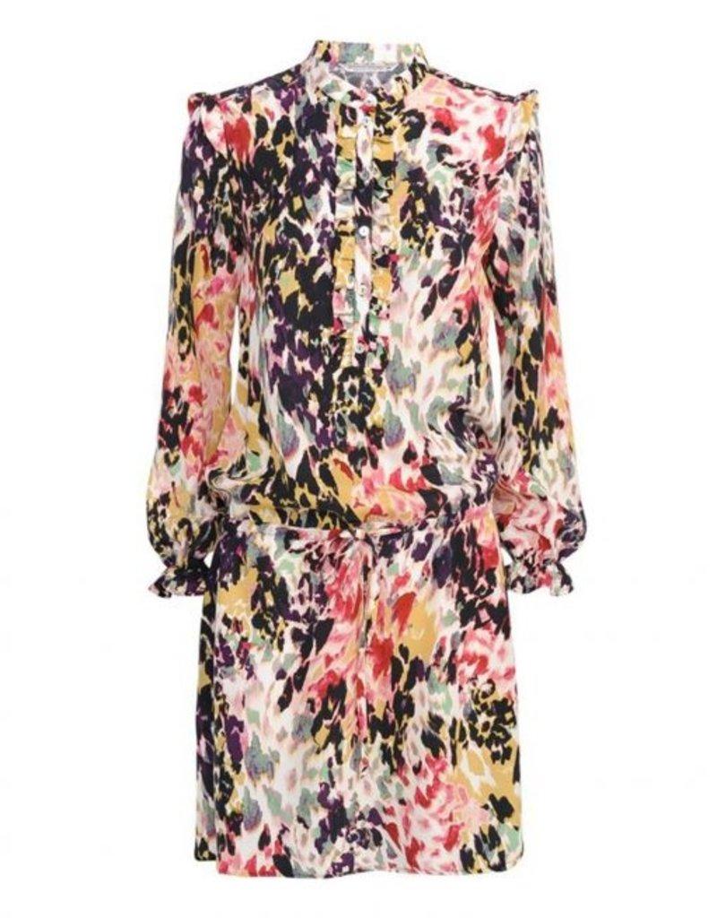 Summum Dress water print  multicolor