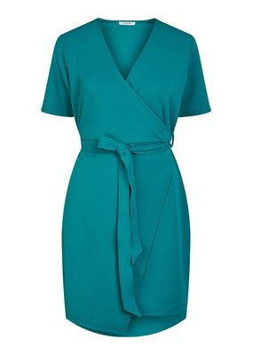 Pieces PCNATRINE 2/4 WRAP DRESS