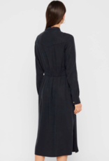 Pieces PCNola LS Midi Lyocell Shirt Dress, 17101526