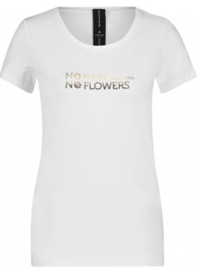 Jane Lushka T shirt print goud P620AW02