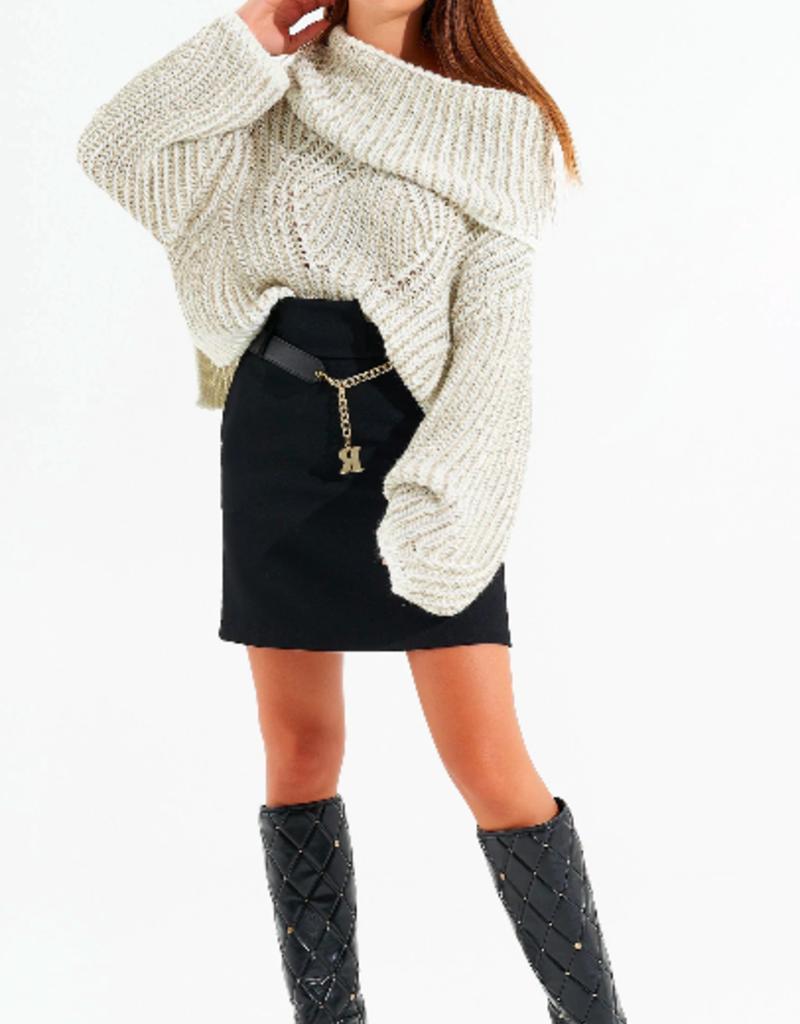 Rinascimento Diana W-224/20 skirt chain gold CFC0099562003