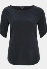 Comma T-shirt kurzarm 81.008.32.3715