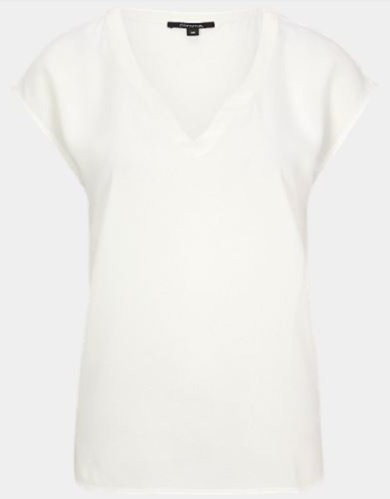 Comma T-shirt Vneck, 81.005.32.3646