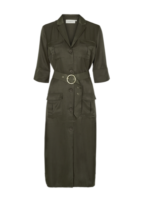 Copenhagen Muse Dress Olive CMSWAY-SH-DR2
