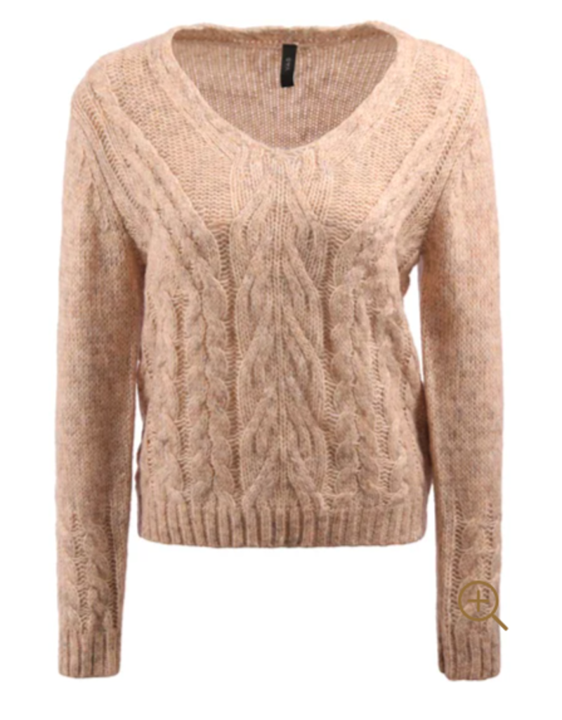 Y.A.S Yastira LS knit pullover, 26019993