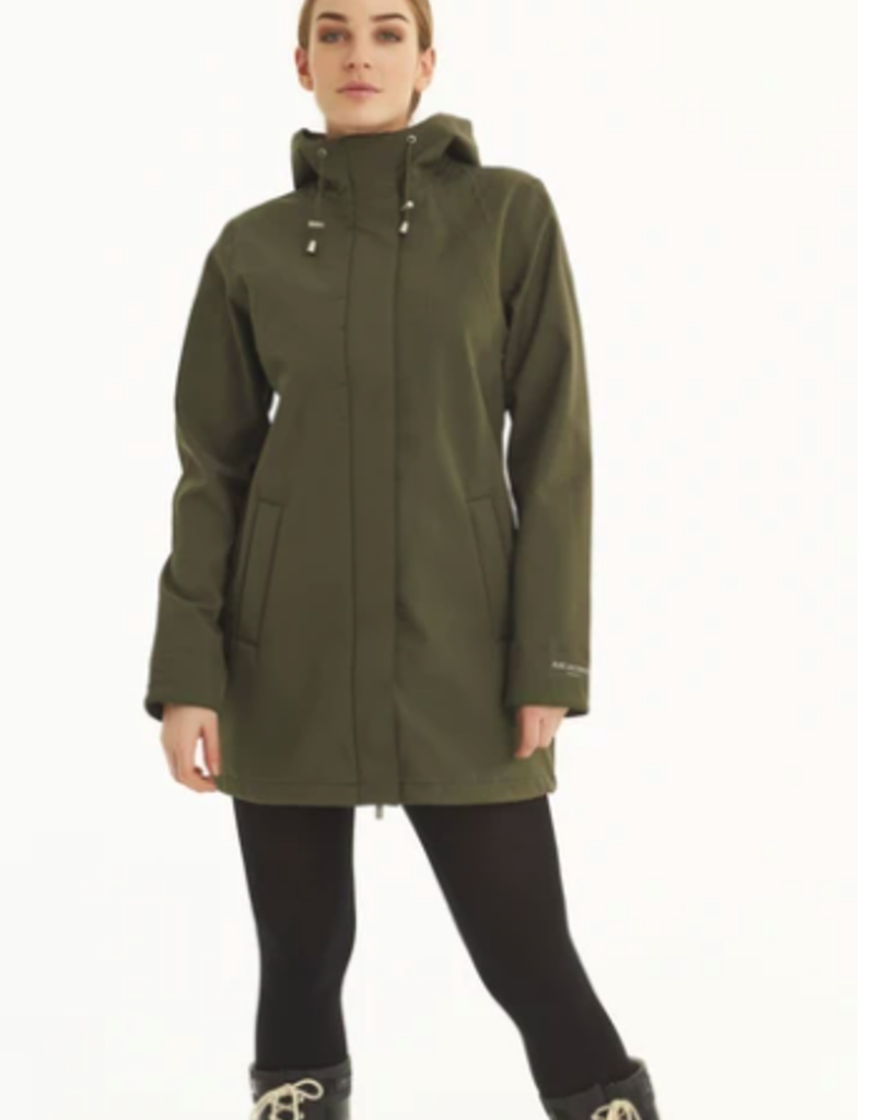 Ilse Jacobsen Rain115B, Raincoat Black