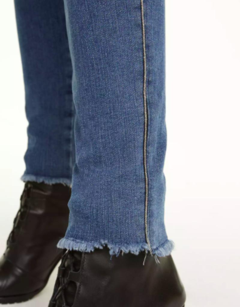 Comma Jeans zilver lijn, 81.007.72.3837