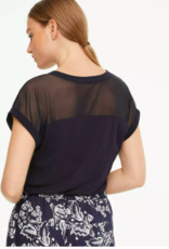 Comma T-shirt, 81.006.32.7040