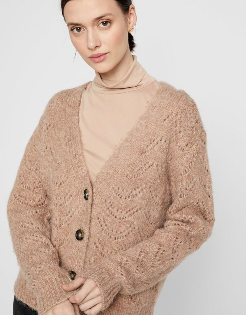 Pieces PCBibi LS knit Cardigan, 17108370