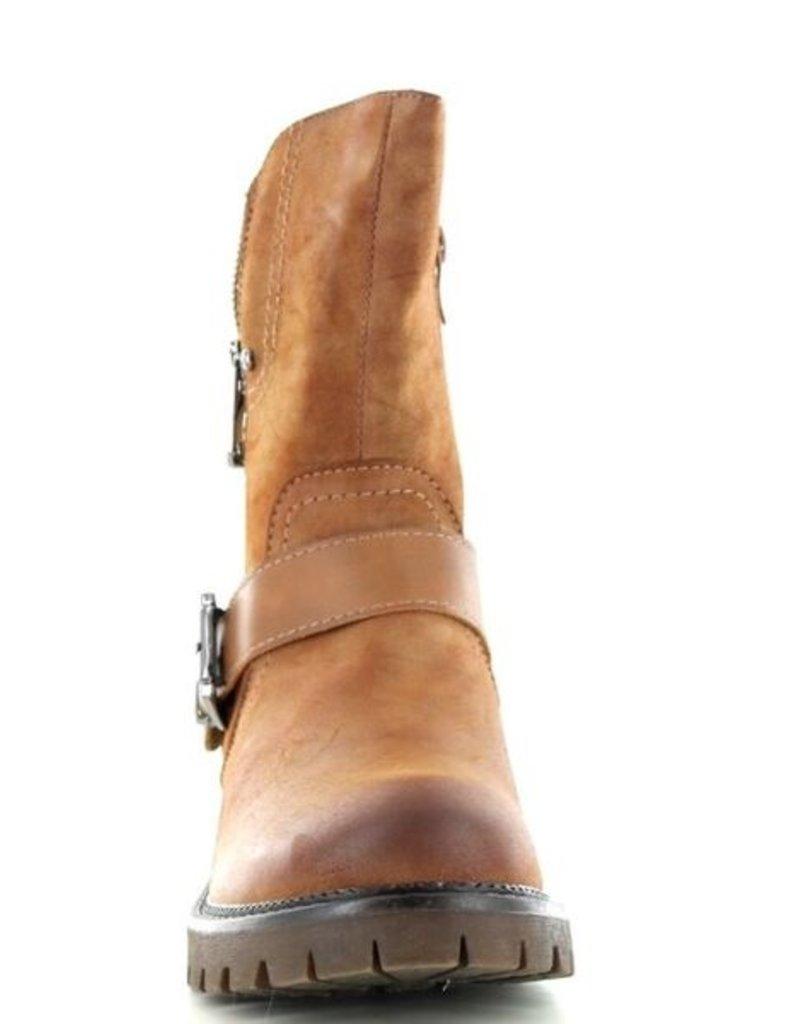Super Cracks SC Bootie, low heel, Casual, 222508