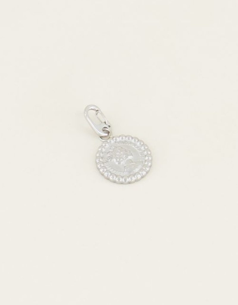My Jewellery Moments charm coin Zilver ONESIZE