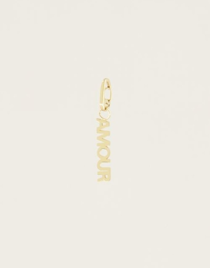 My Jewellery Moments charm amour Goud ONESIZE