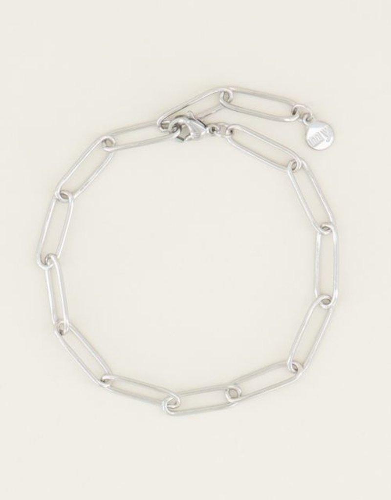 My Jewellery Moments bracelet Zilver ONESIZE
