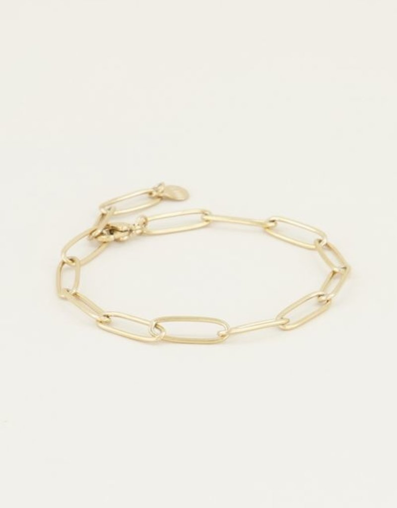 My Jewellery Moments bracelet Goud ONESIZE