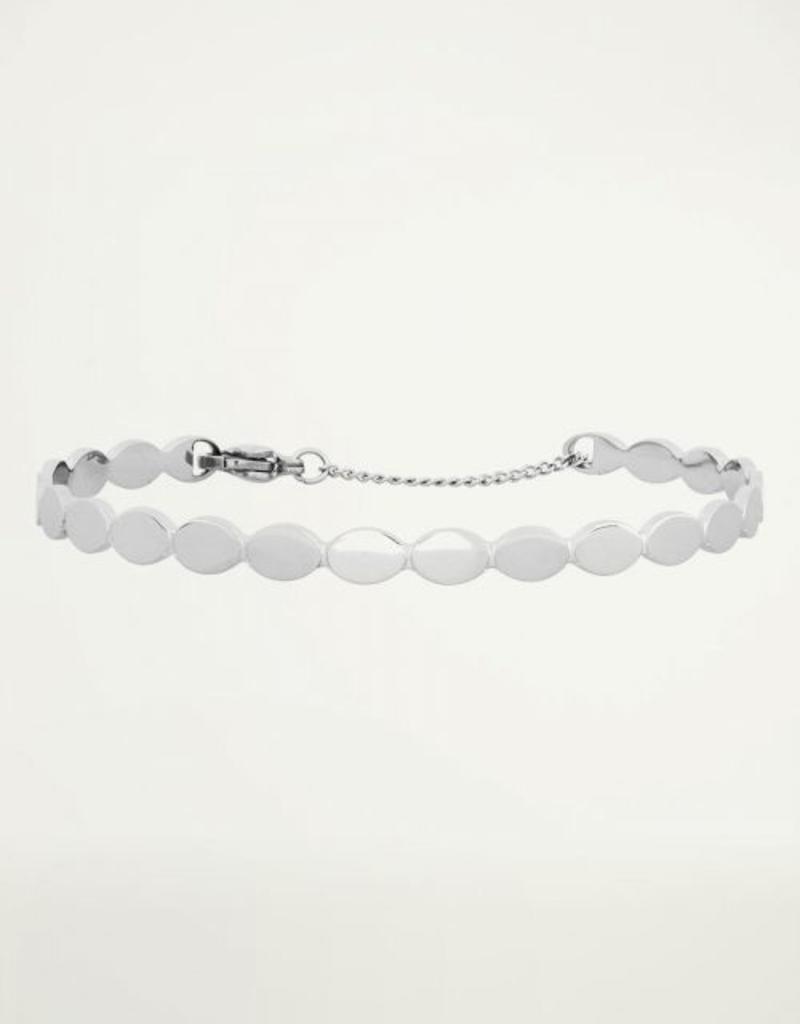My Jewellery Bangle ovaaltjes Zilver ONESIZE