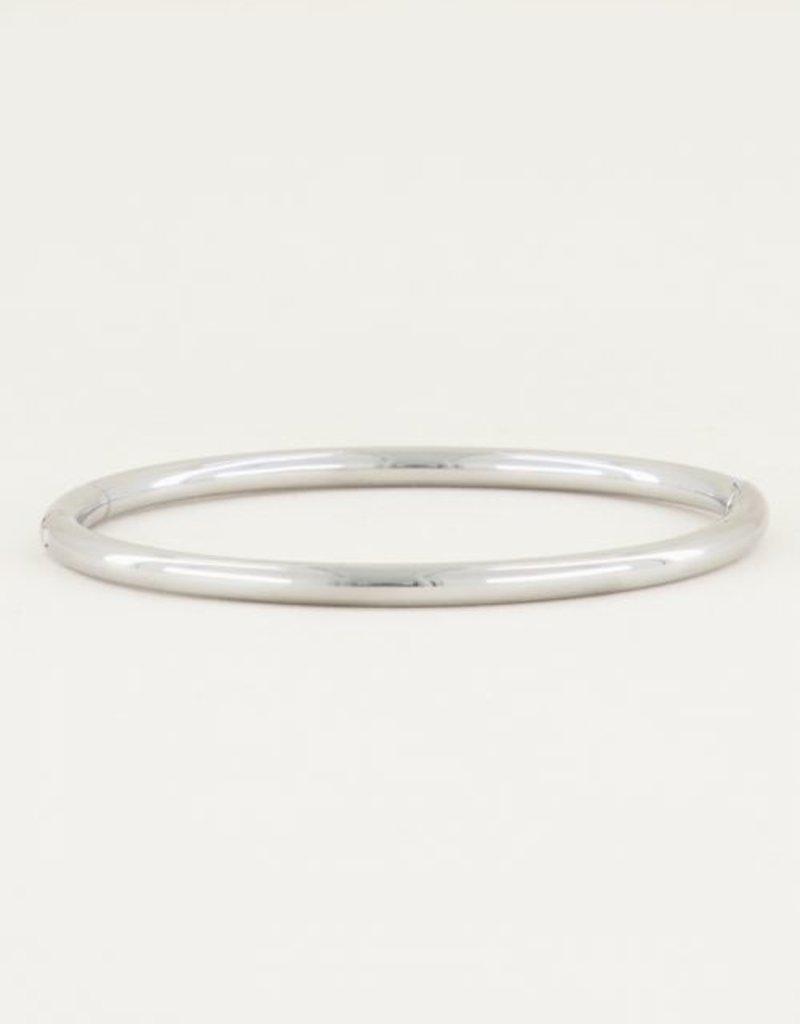 My Jewellery Bangle glimmend Zilver ONESIZE