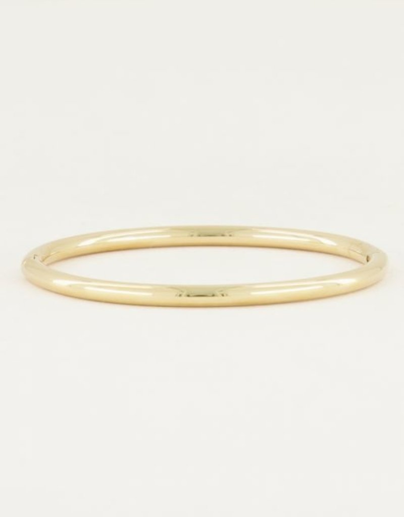 My Jewellery Bangle glimmend Goud ONESIZE