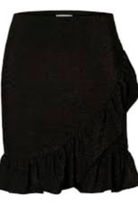 Pieces PCLiza Frill skirt