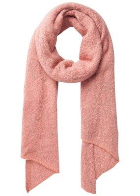 pcpyron long scarf pieces roze