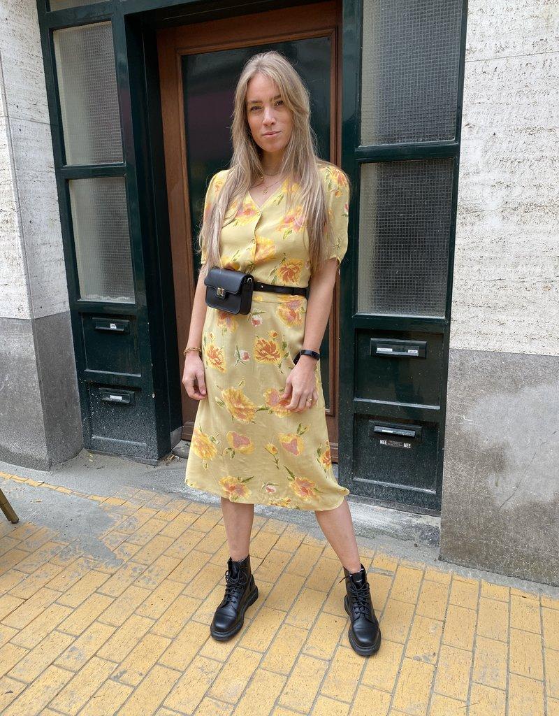 Pieces PCTianna MW Midi skirt