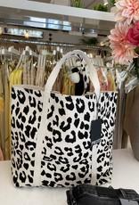 Pieces PCTalle canvas bag