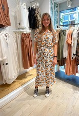 Pieces PCSaggi SS midi shirt dress, 17109920