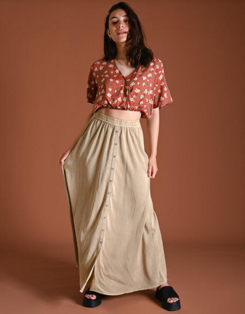 Y.A.S YASTenni HW Maxi Skirt, 26023193
