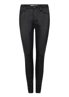 Homage Jagger-Sateen coated skinny jeans