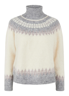Y.A.S Yaslillu LS knitpullover, 26023444