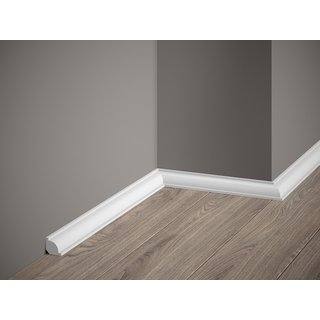 Skirting MD001 (21 x 21 mm), length 2 m