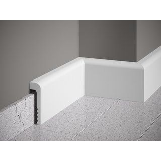 Skirting MD005 (110 x 22 mm), length 2 m
