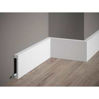 Skirting MD009 (100 x 17 mm), length 2 m
