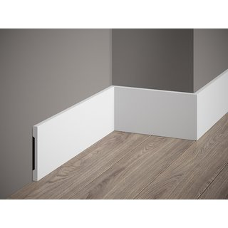 Skirting MD013 Slim (100 x 10 mm), length 2 m