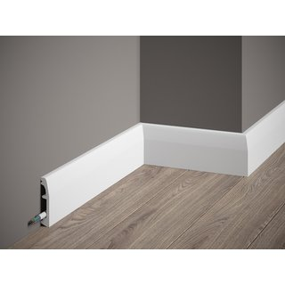 Skirting MD017 (69 x 14 mm), length 2 m