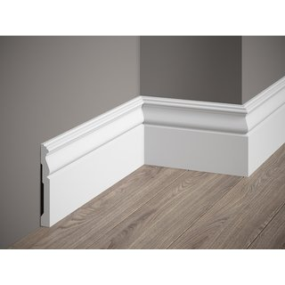 Skirting MD095 (120 x 15 mm), length 2 m