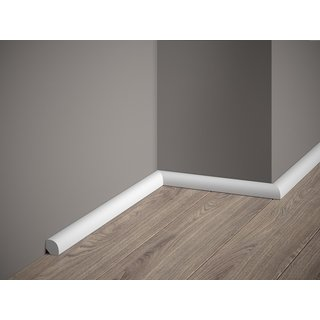 Skirting MD235 (18 x 18 mm), length 2 m
