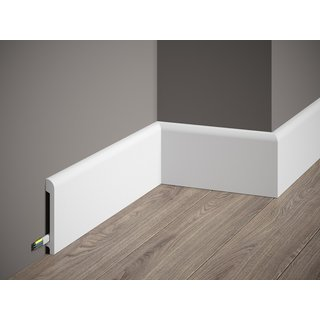 Skirting MD236 (99 x 13 mm), length 2 m