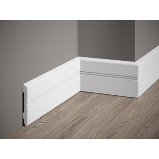 Skirting MD354 (107 x 11 mm), length 2 m