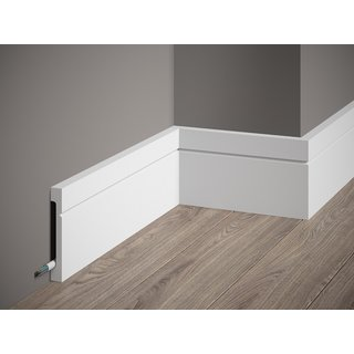 Skirting MD356 (110 x 15 mm), length 2 m