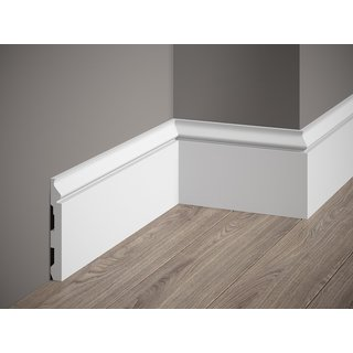 Skirting MD358 (117 x 14 mm), length 2 m