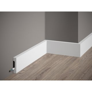 Skirting MD359 (70 x 16 mm), length 2 m